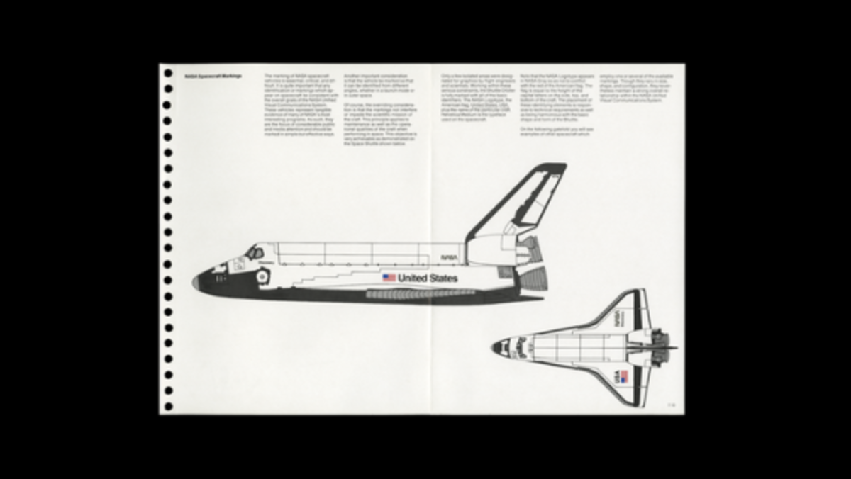 Use this NASA Graphics Standards Manual to Design Like a Rocket Scientist - 6