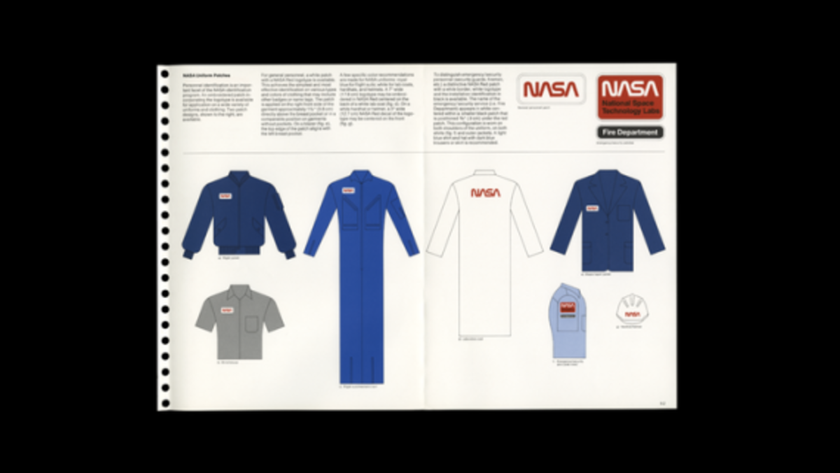 Use this NASA Graphics Standards Manual to Design Like a Rocket Scientist - 10