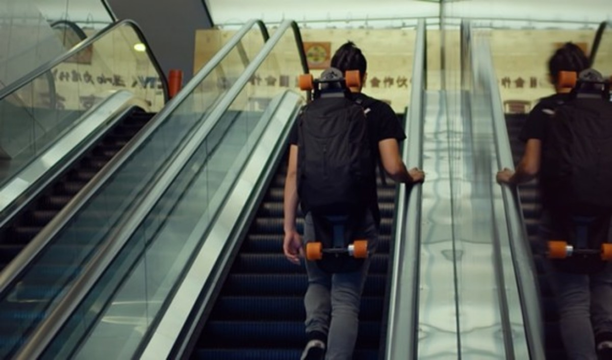 Stary - The World's Lightest Electric Skateboard - 3