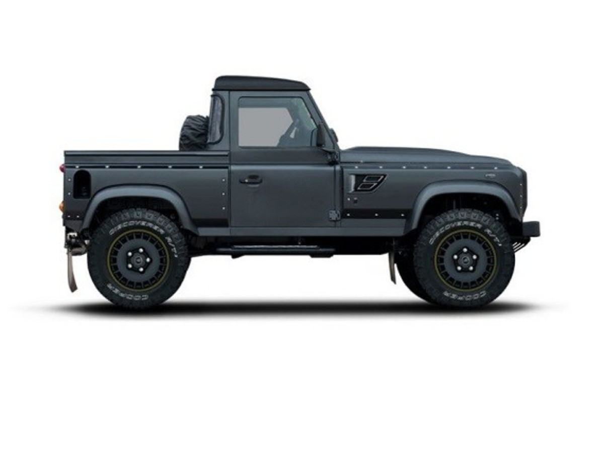 Flying Huntsman 105 Defender Pickup by Kahn Design - 0