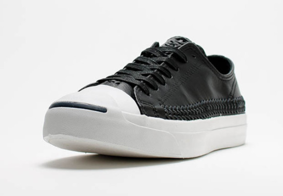 """Converse Jack Purcell """"Woven"""" Pack - 5"""