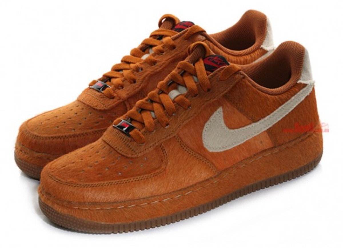 premium selection 0114c 2b7f3 Nike Halloween 2009 - Air Force 1