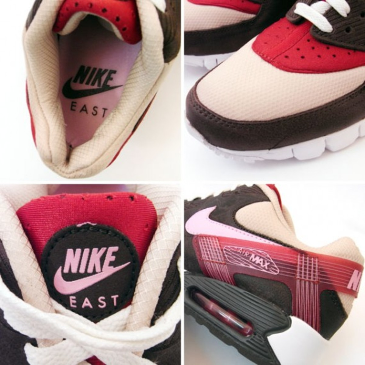 huge discount a0f0c 4f3df Nike x Dave s Quality Meat (DQM) - Air Max 90 Current Huarache PR ...