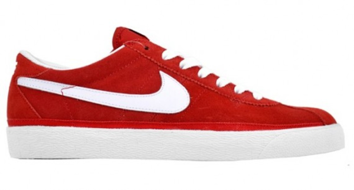 137cd5788429 Nike SB Zoom Bruin - Sport Red White