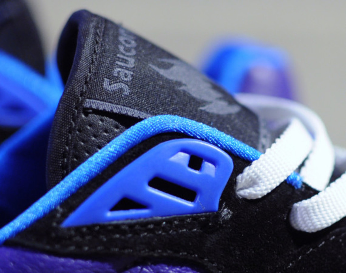 "Hanon x Saucony Shadow Master - ""The Midnight Runner"" - 13"