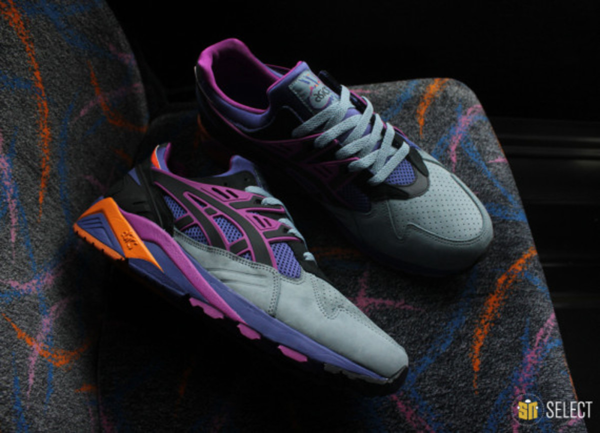 Packer Shoes x ASICS GEL-Kayano Vol. 2 | Officially Unveiled - 4
