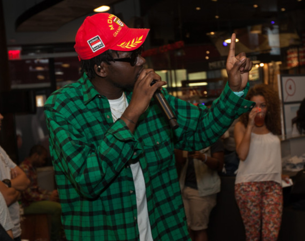 "New Balance Made In USA ""Authors"" Collection - Preview Event with Theophilus London - 24"