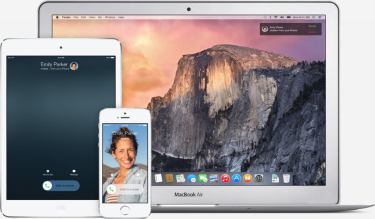 Apple OS X Yosemite - Operating System That Seamlessly Integrates Your Digital Life | Available Today - 5