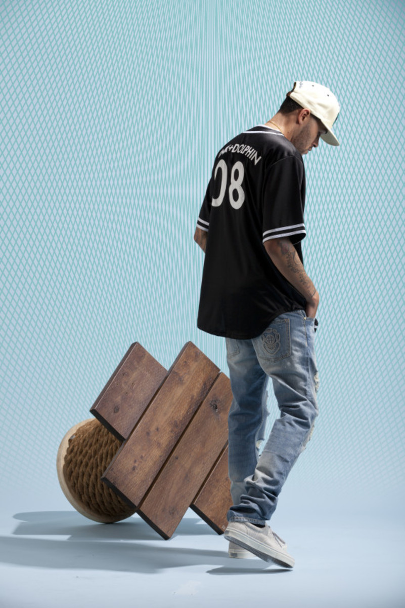 Pink + Dolphin – Summer 2014 Collection Lookbook - 11