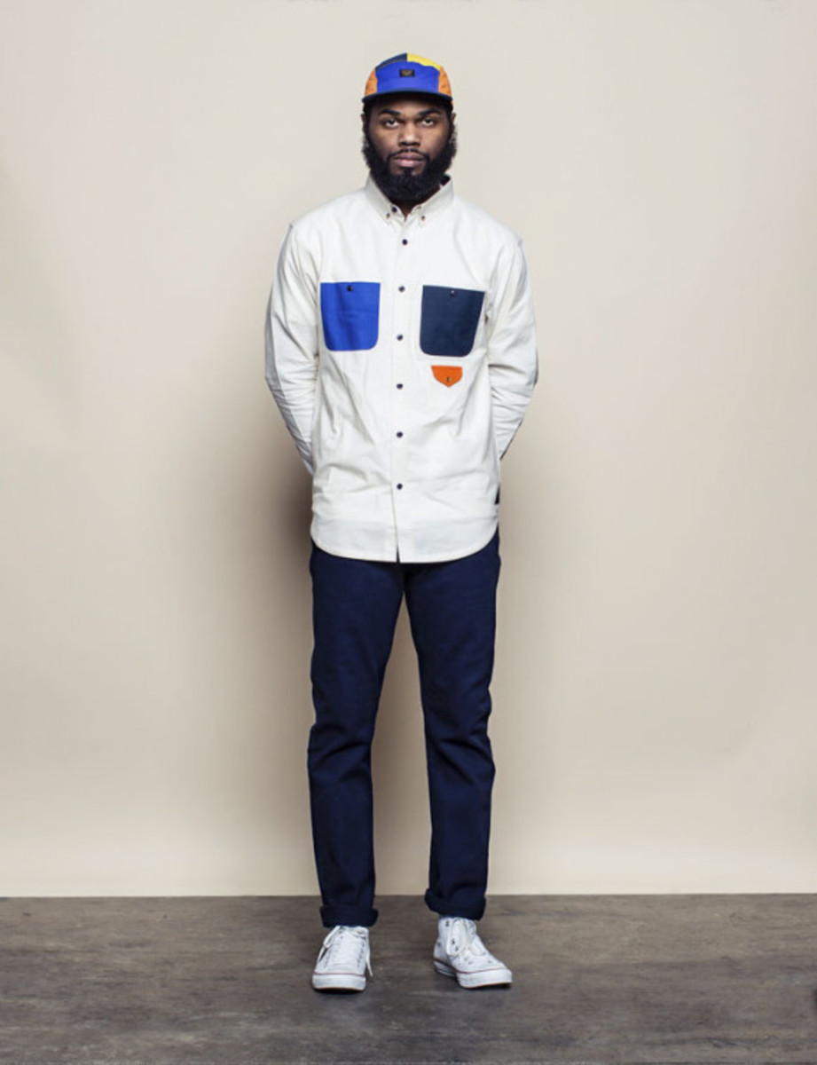 10.DEEP – Spring 2014 Collection   Delivery 2 Lookbook - 9