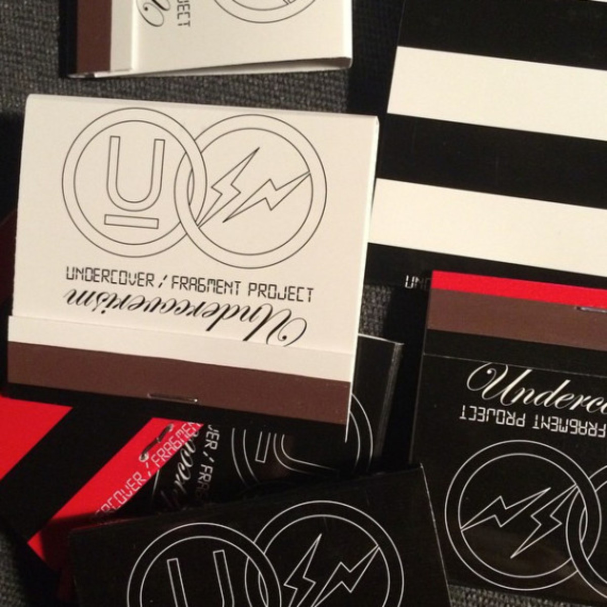 UNDERCOVERISM by UNDERCOVER x fragment design   Teaser - 0