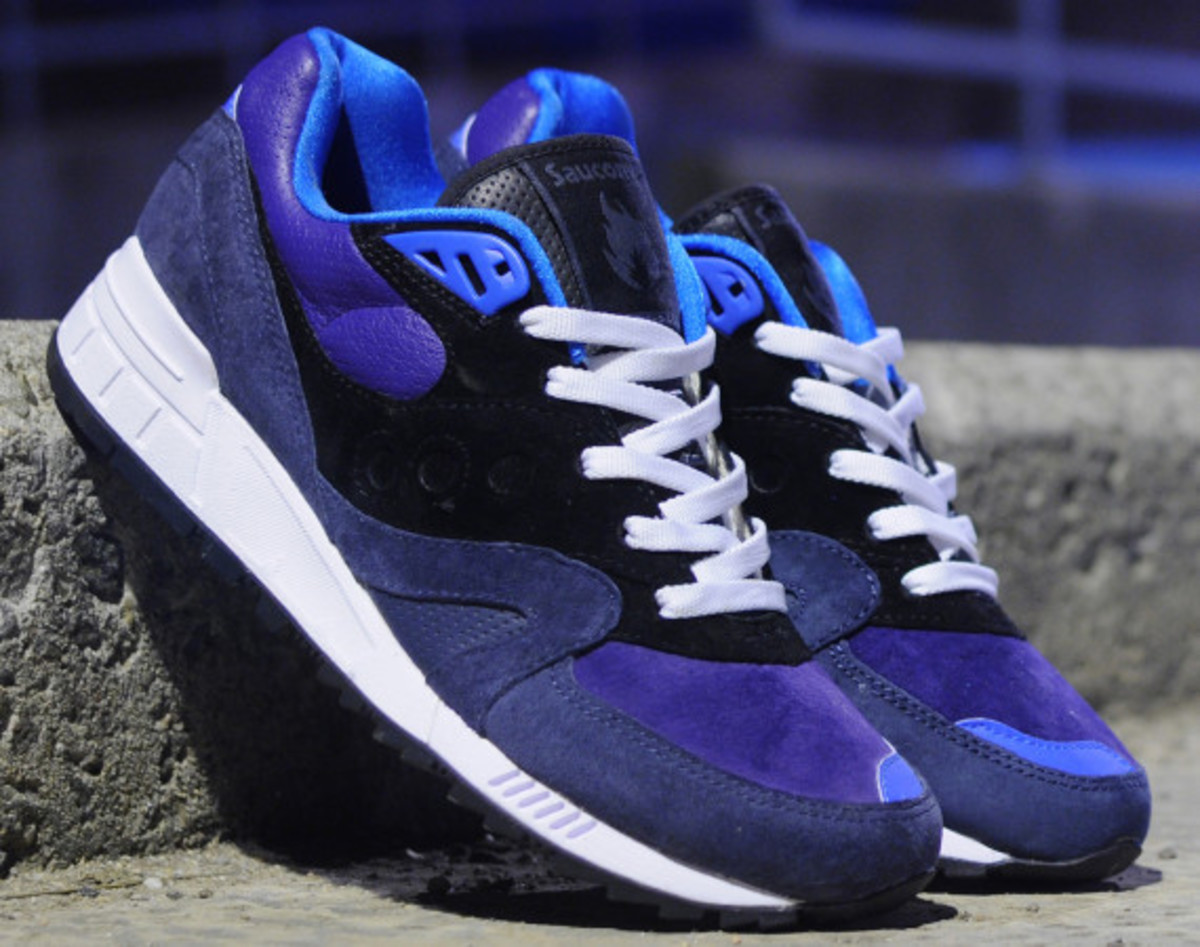 "Hanon x Saucony Shadow Master - ""The Midnight Runner"" - 17"