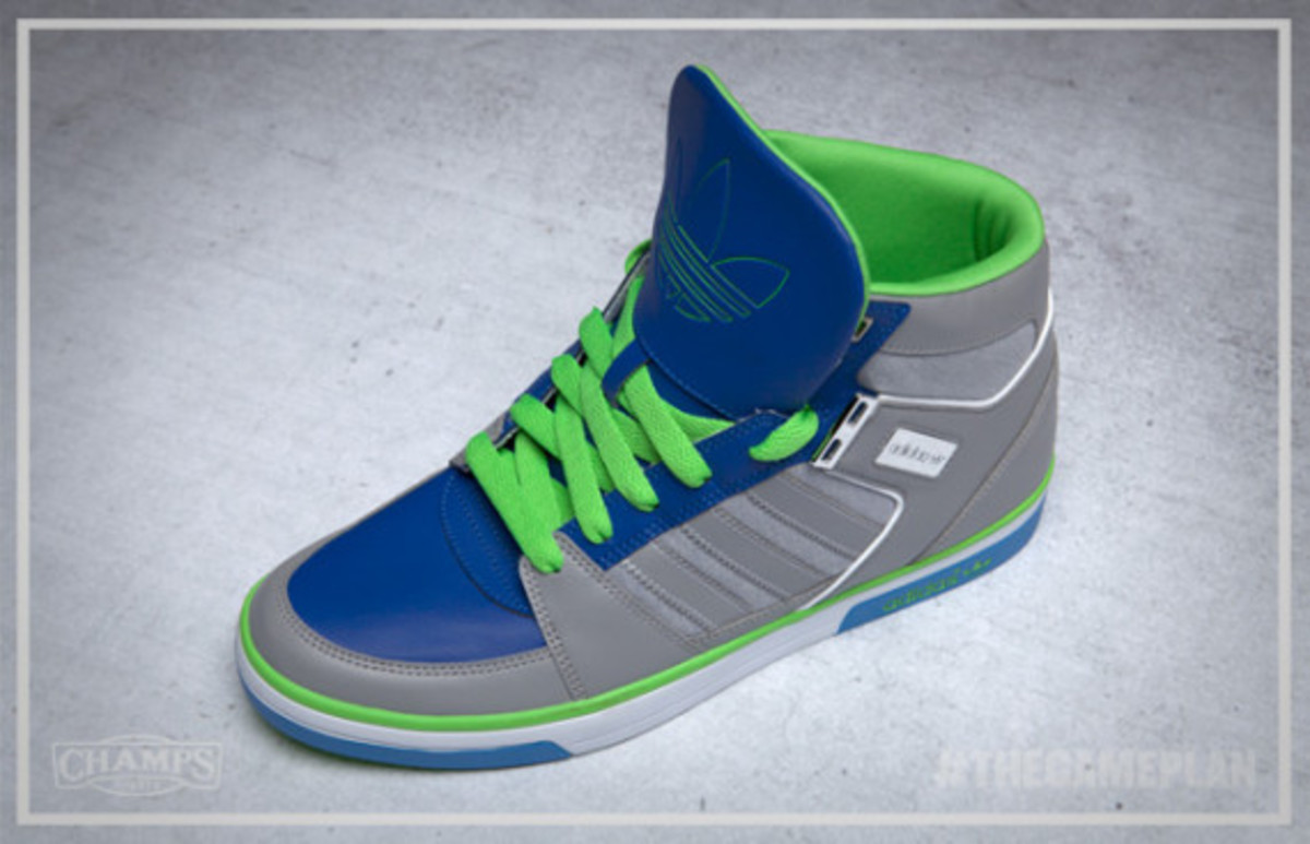 02bf4bad6 The Game Plan by Champs Sports - adidas Originals adiColor Royal-Green Pack  - 2