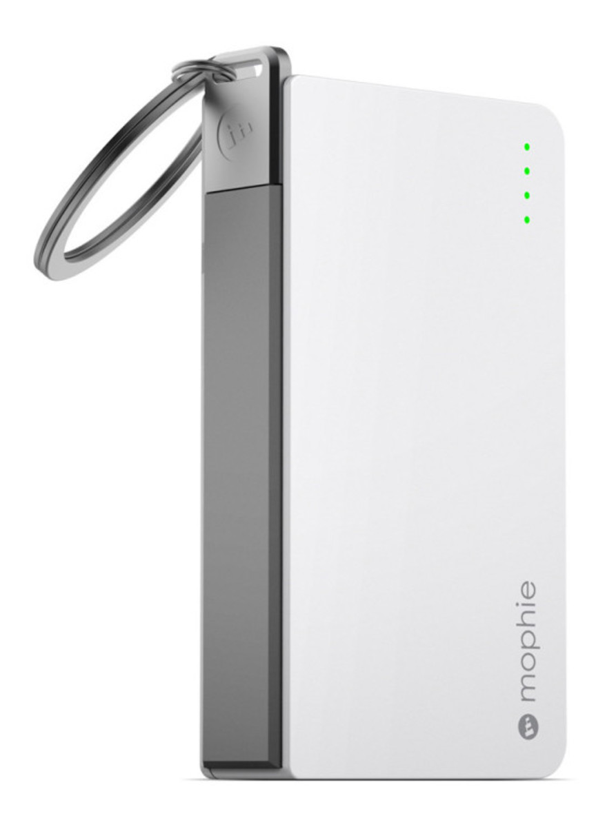 Mophie - Power Reserve with Integrated Lightning Connector - 9