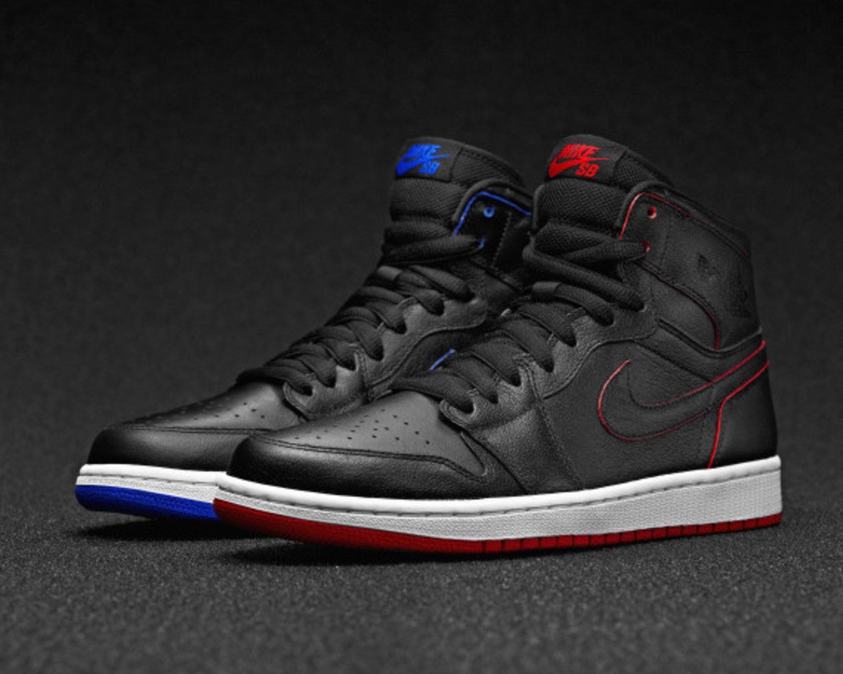 Nike SB x Air Jordan 1 by Lance Mountain - Officially Unveiled - 3