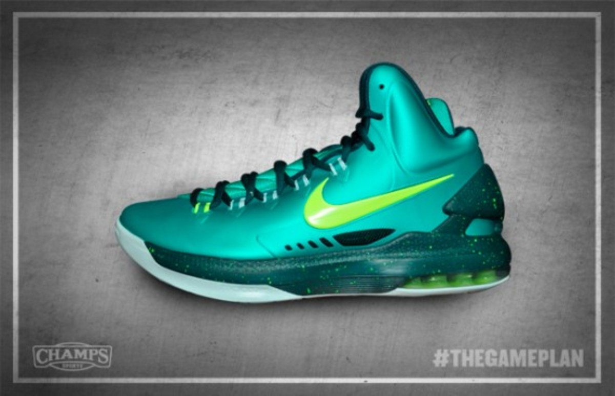"The Game Plan by Champs Sports - KD V ""Hulk"" Collection - 9"