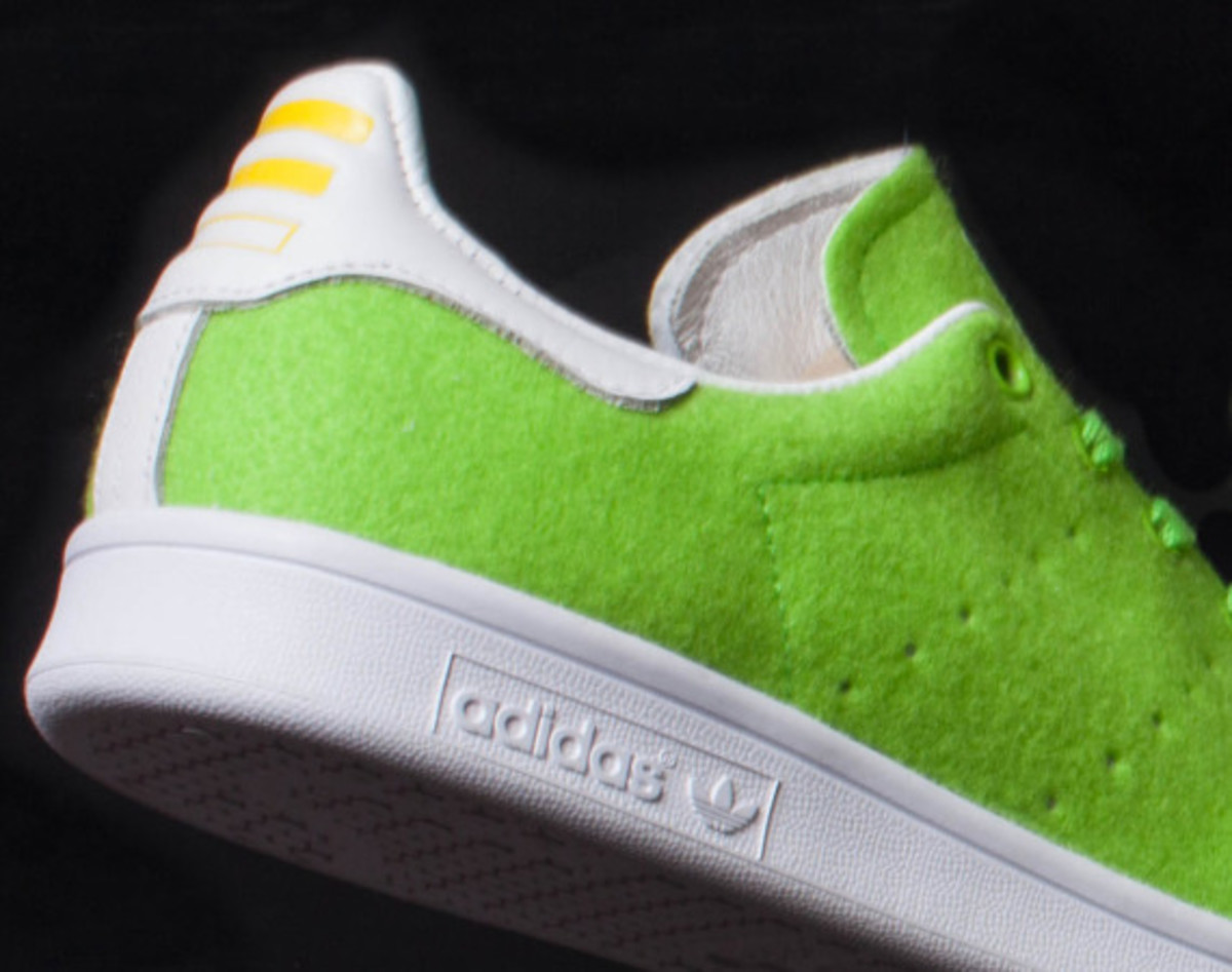 "Pharrell Williams x adidas Originals Stan Smith - ""Tennis"" Pack - 3"