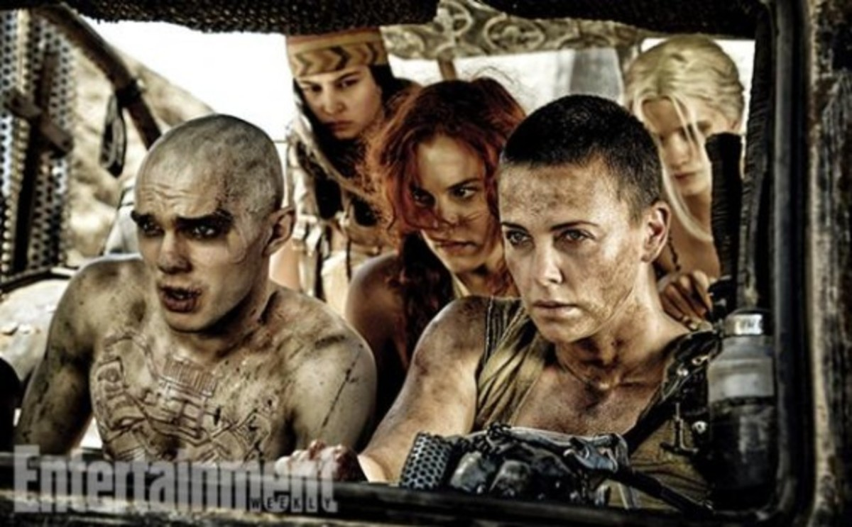Mad Max: Fury Road - First Look - 6