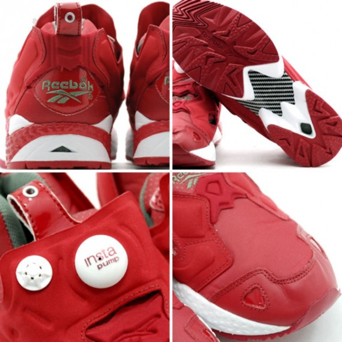 Insta Pump Fury TT Red 3