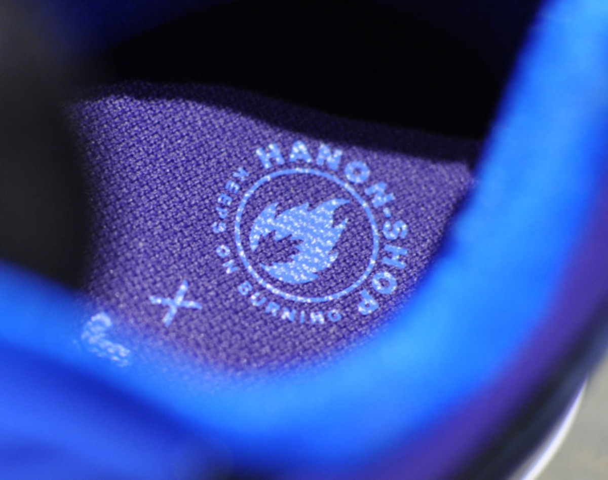 "Hanon x Saucony Shadow Master - ""The Midnight Runner"" - 5"