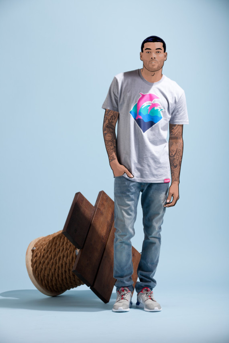Pink + Dolphin – Summer 2014 Collection Lookbook - 19