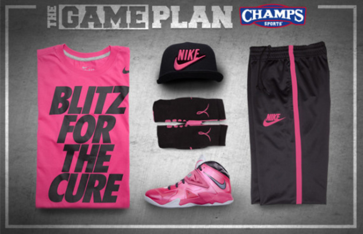 The Game Plan by Champs Sports - Bigger Than the Game - 0