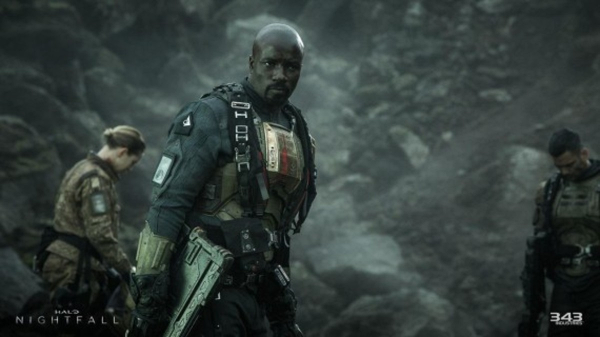 Halo: Nightfall by Ridley Scott & Xbox Entertainment Studios | Teaser Video - 4