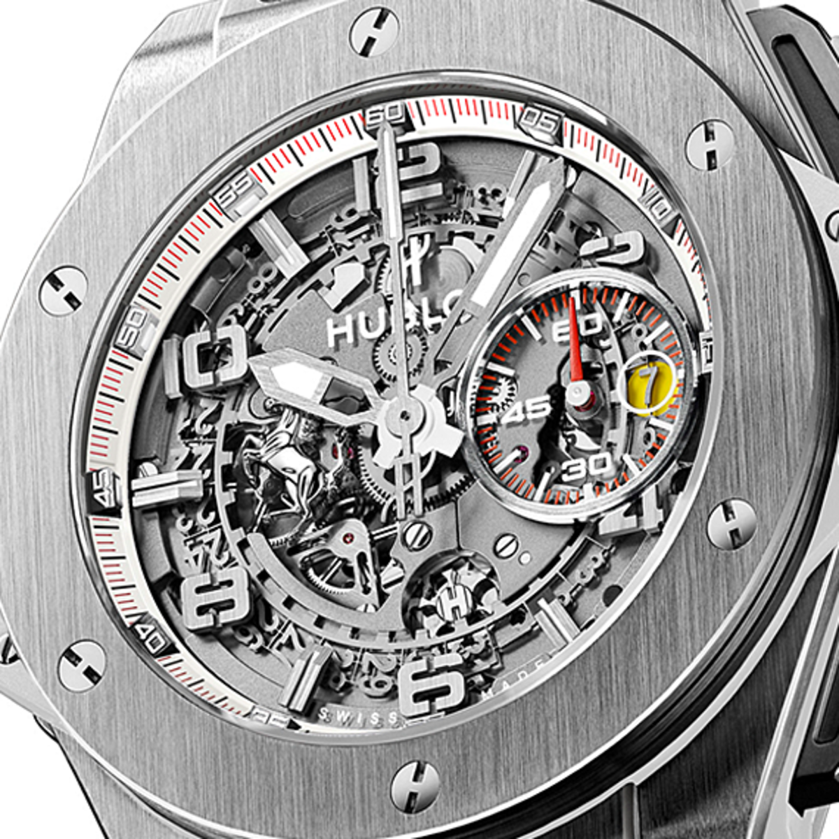 Ferrari x HUBLOT - Big Bang Ferrari California 30 Giappone Watch - 1