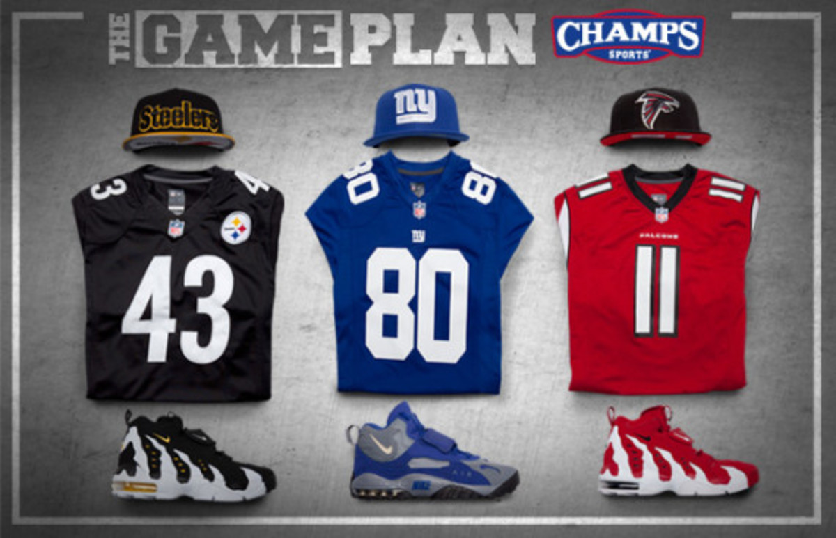 The Game Plan by Champs Sports - NFL: Everyday Is Game Day - 0