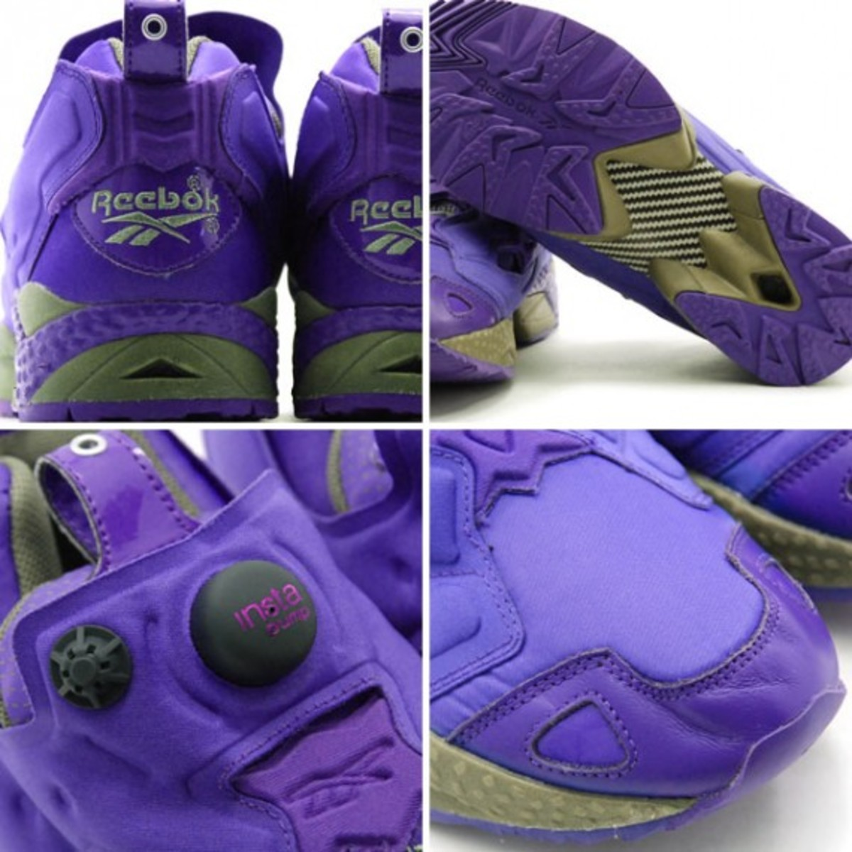 Insta Pump Fury TT Purple 3