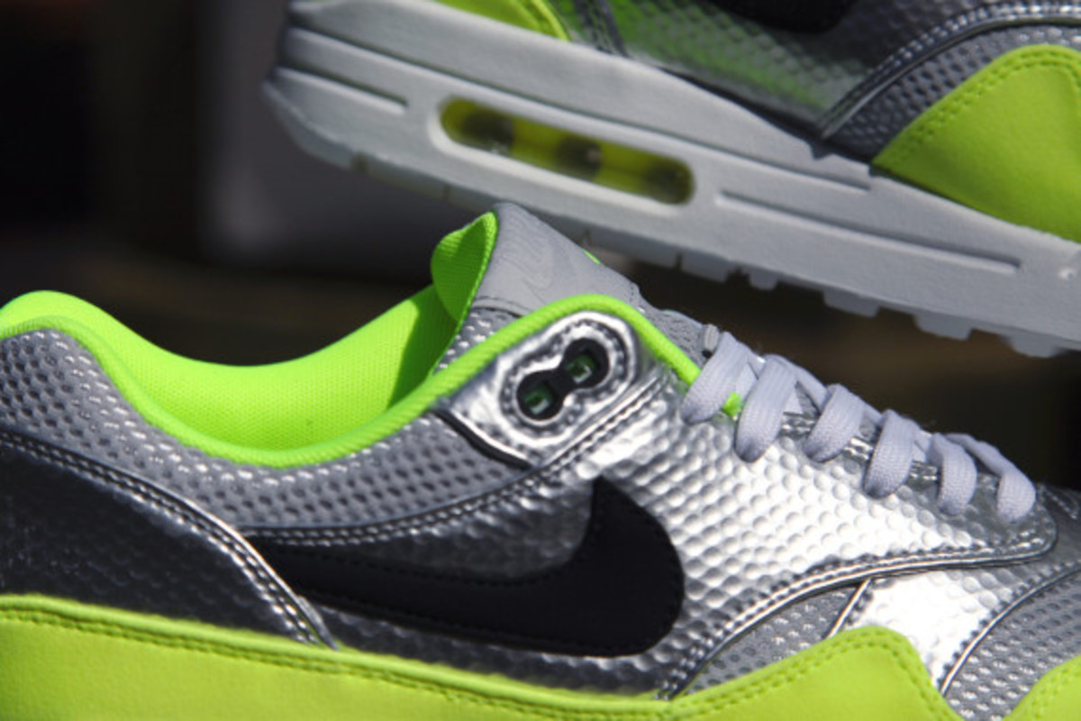 "Nike Air Max 1 FB Premium - ""Mercurial"" Pack - 8"
