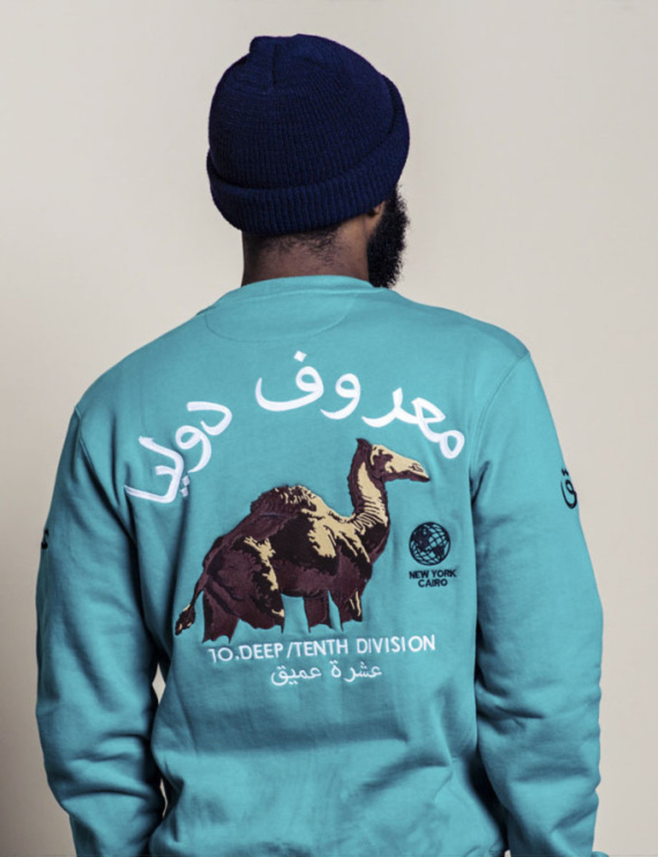 10.DEEP – Spring 2014 Collection   Delivery 2 Lookbook - 16