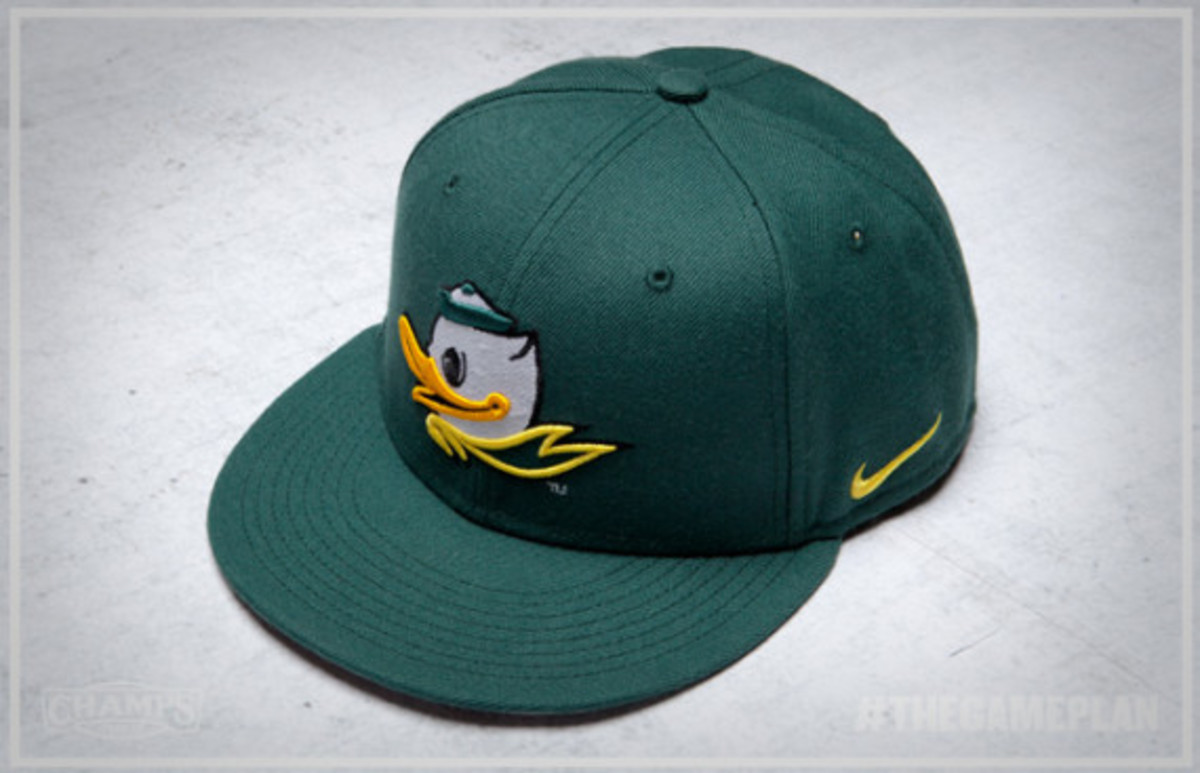The Game Plan by Champs Sports - Nike Oregon Ducks Collection - 5