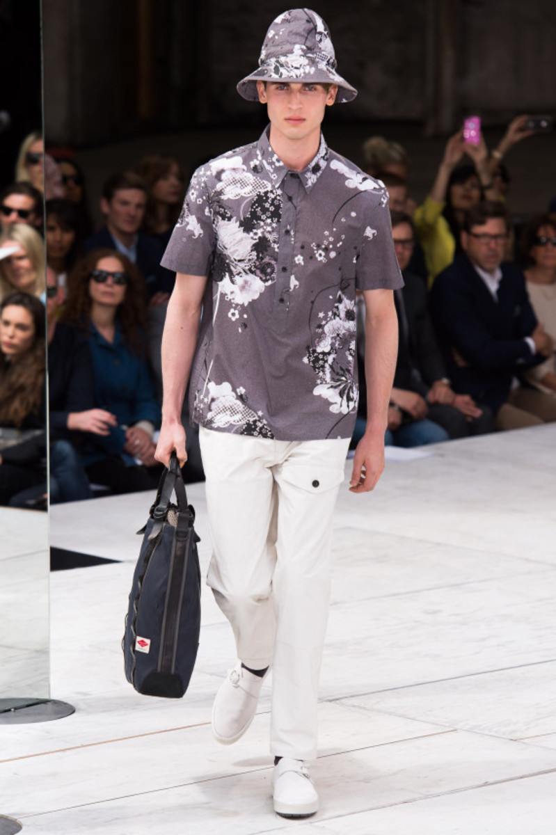 Rag & Bone - Spring/Summer 2014 Menswear Collection | Runway Show - 8