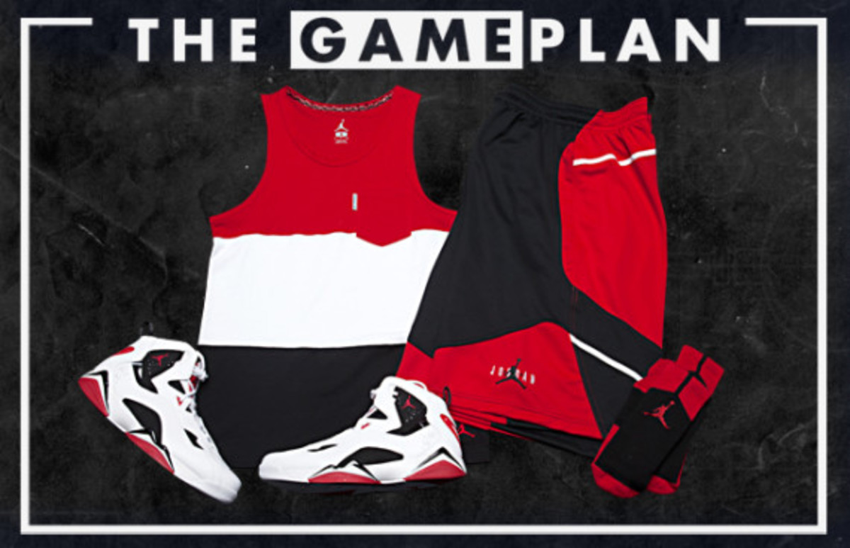 The Game Plan by Champs Sports - Jordan Carmine Collection - 2