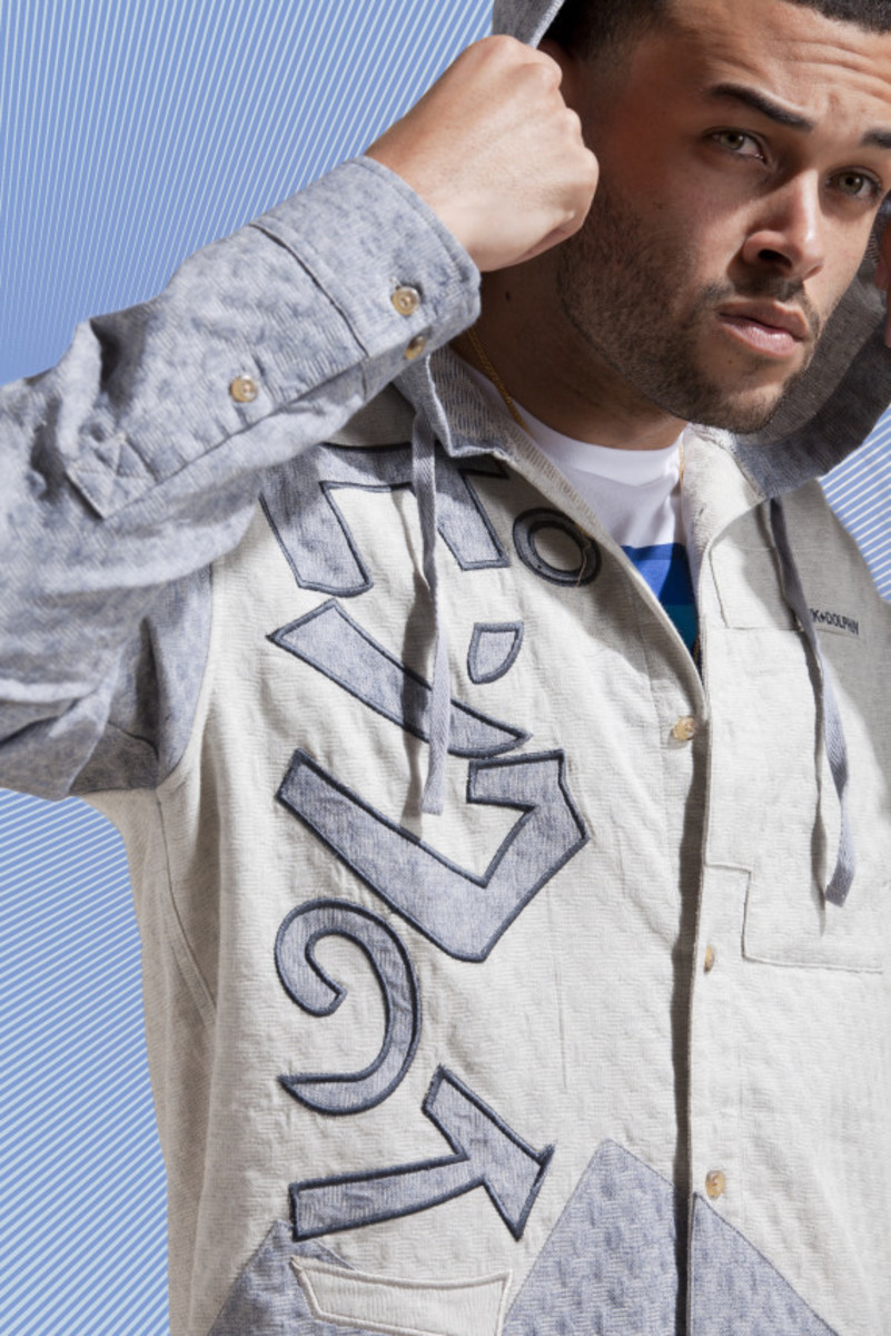Pink + Dolphin – Summer 2014 Collection Lookbook - 7
