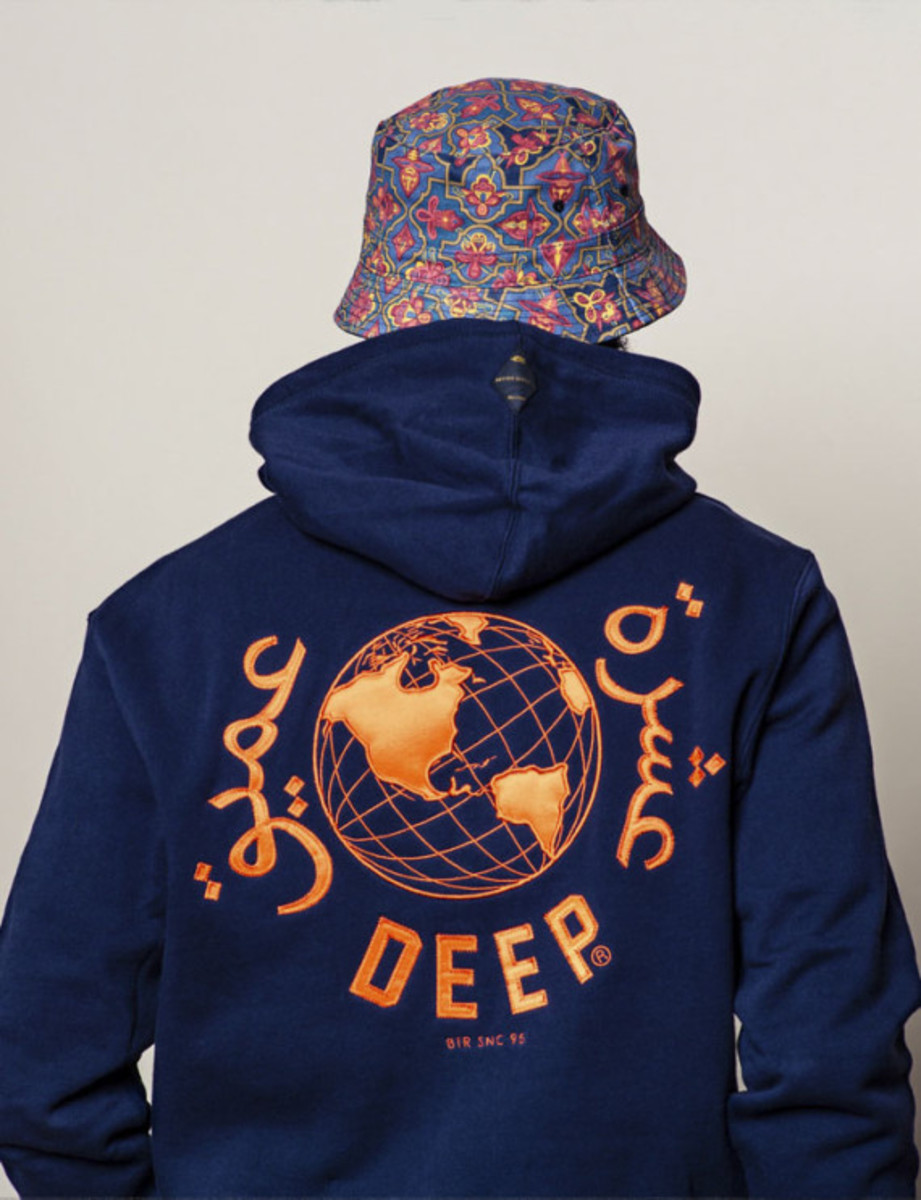 10.DEEP – Spring 2014 Collection   Delivery 2 Lookbook - 8