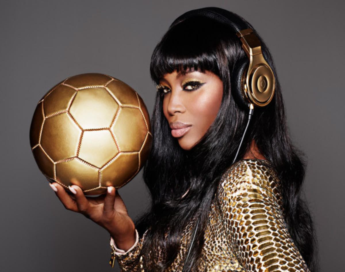 Beats by Dr. Dre Pro Headphones 24-Carat Gold Edition for Germany's 2014 FIFA World Cup Win - 0