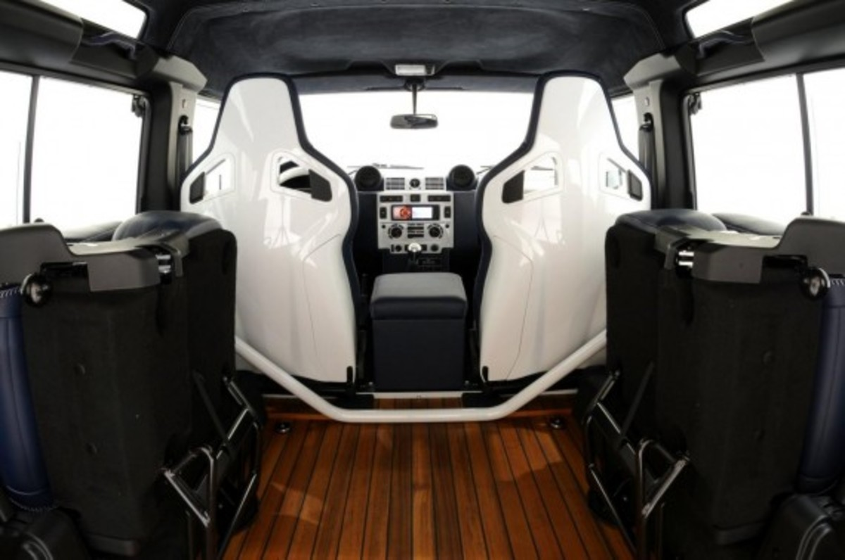 Land Rover Defender 90 - Startech Yachting Edition - 2