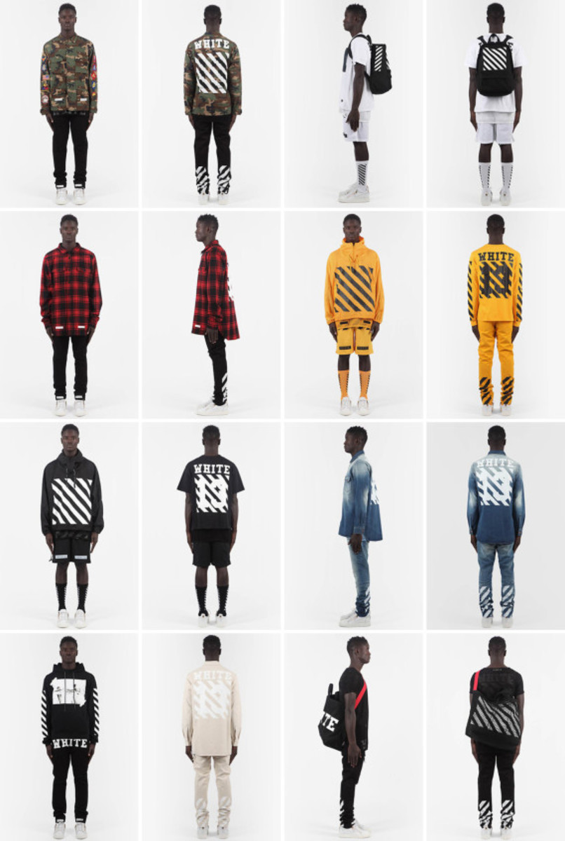 OFF-WHITE C/O Virgil Abloh - Spring/Summer 2014 Collection | Preview - 0