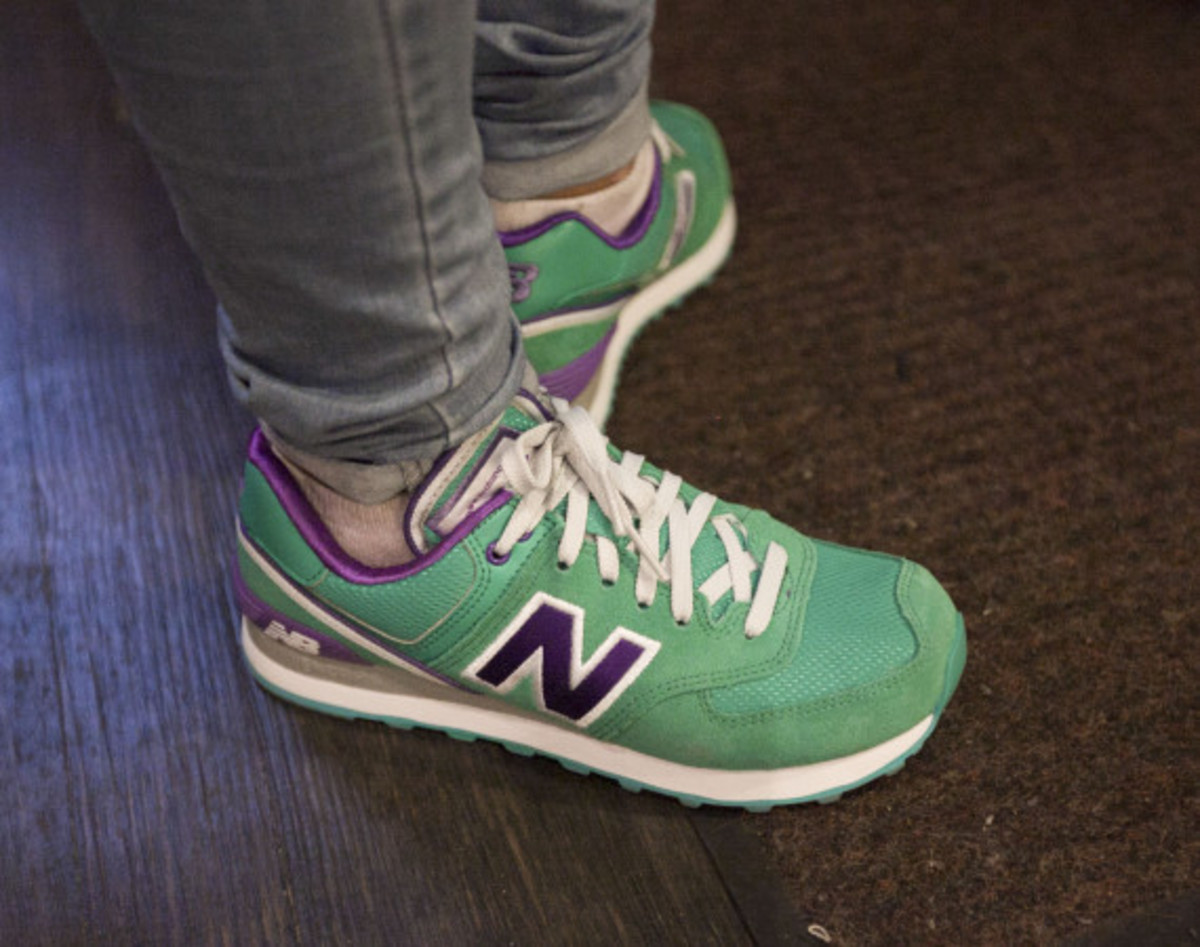 "New Balance Made In USA ""Authors"" Collection - Preview Event with Theophilus London - 30"