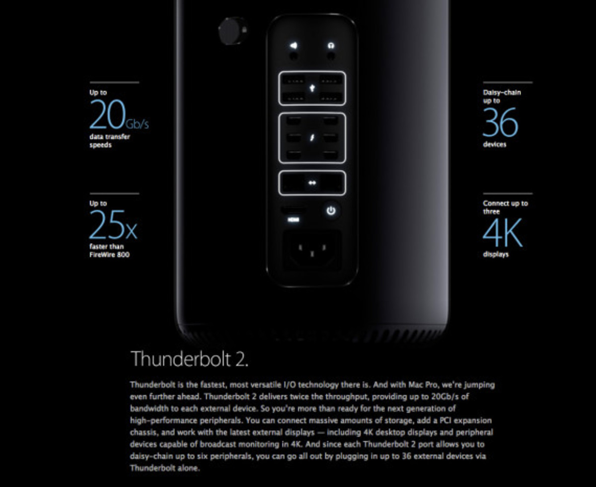 Apple's New Mac Pro Desktop Computer - Officially Unveiled - 9