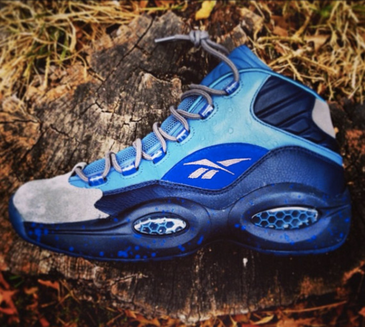 Stash x Reebok Question Mid | Preview - 0