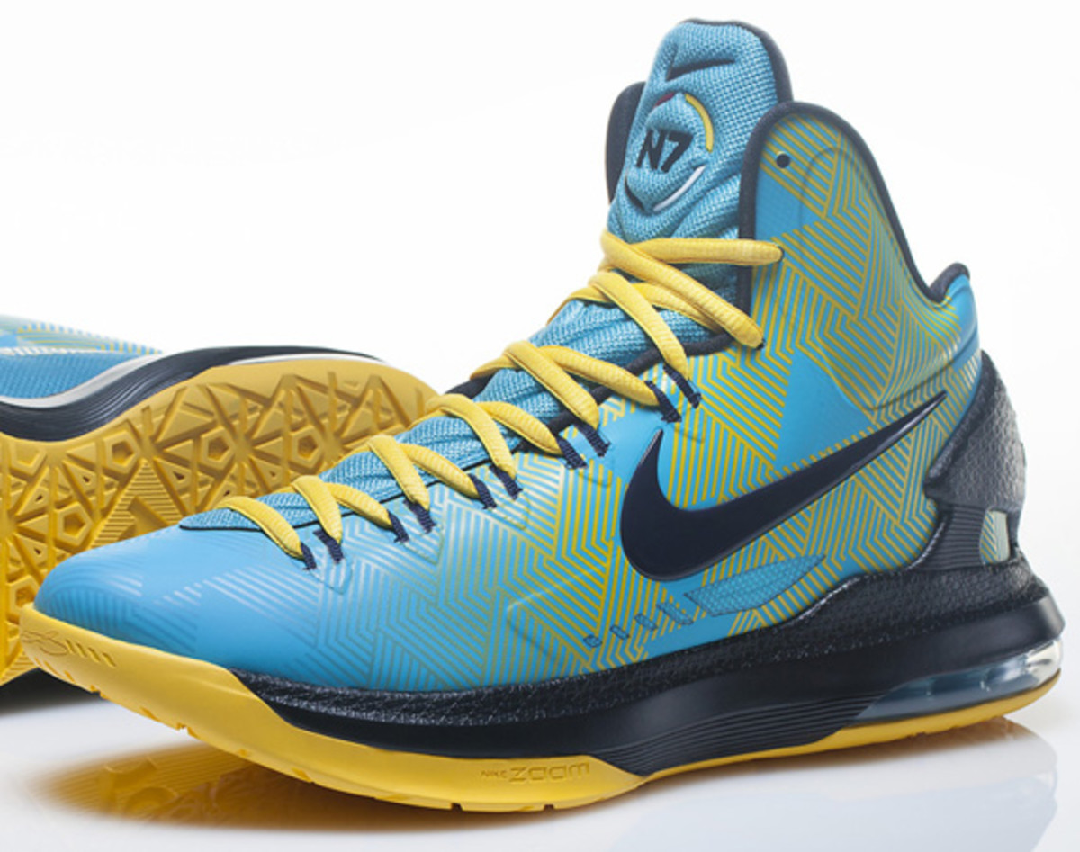 premium selection 94520 792d0 nike-zoom-kd-v-n7-dark-turquoise-blackened-