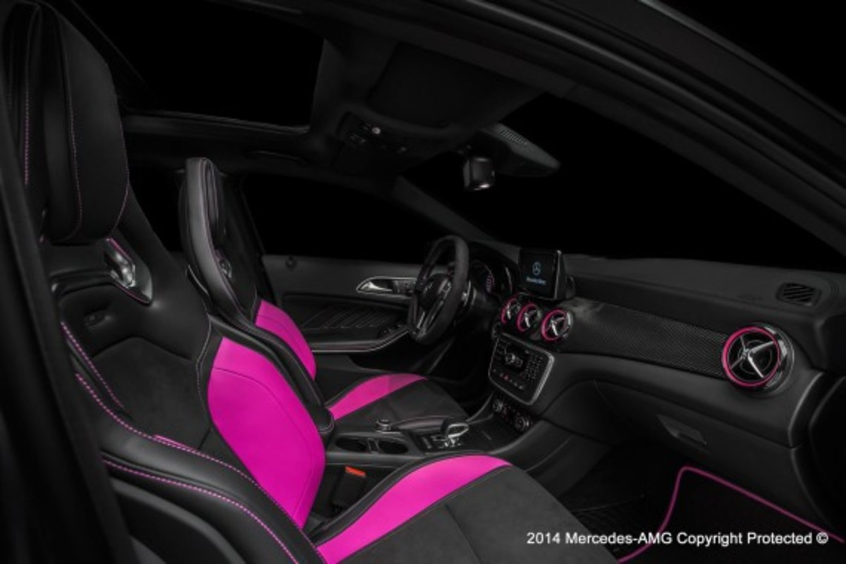 "Mercedes-Benz A45 AMG - ""Erika"" Custom - 7"