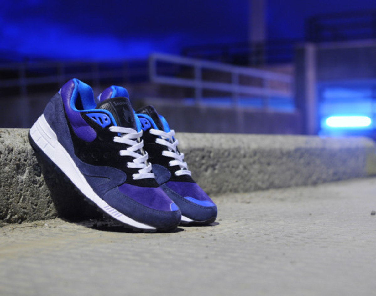 "Hanon x Saucony Shadow Master - ""The Midnight Runner"" - 16"