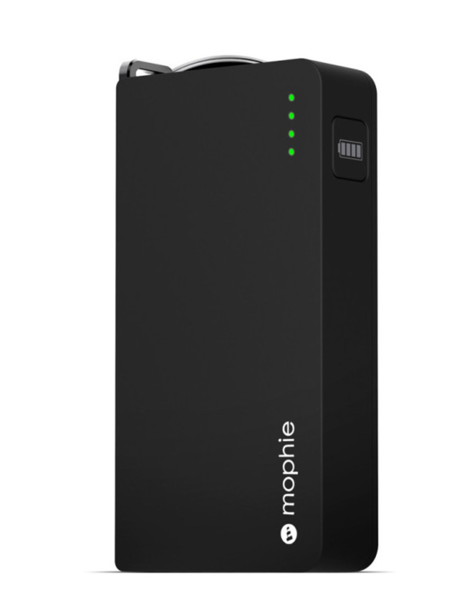 Mophie - Power Reserve with Integrated Lightning Connector - 8