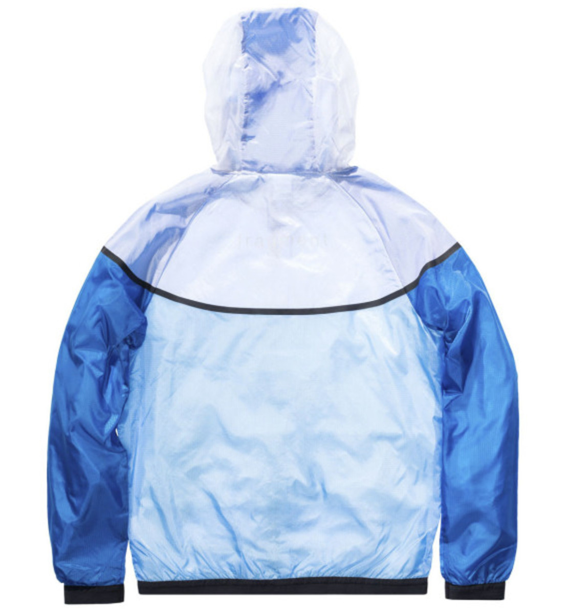 fragment design x Nike Lab Fragment Tech Windrunner Jacket - 2