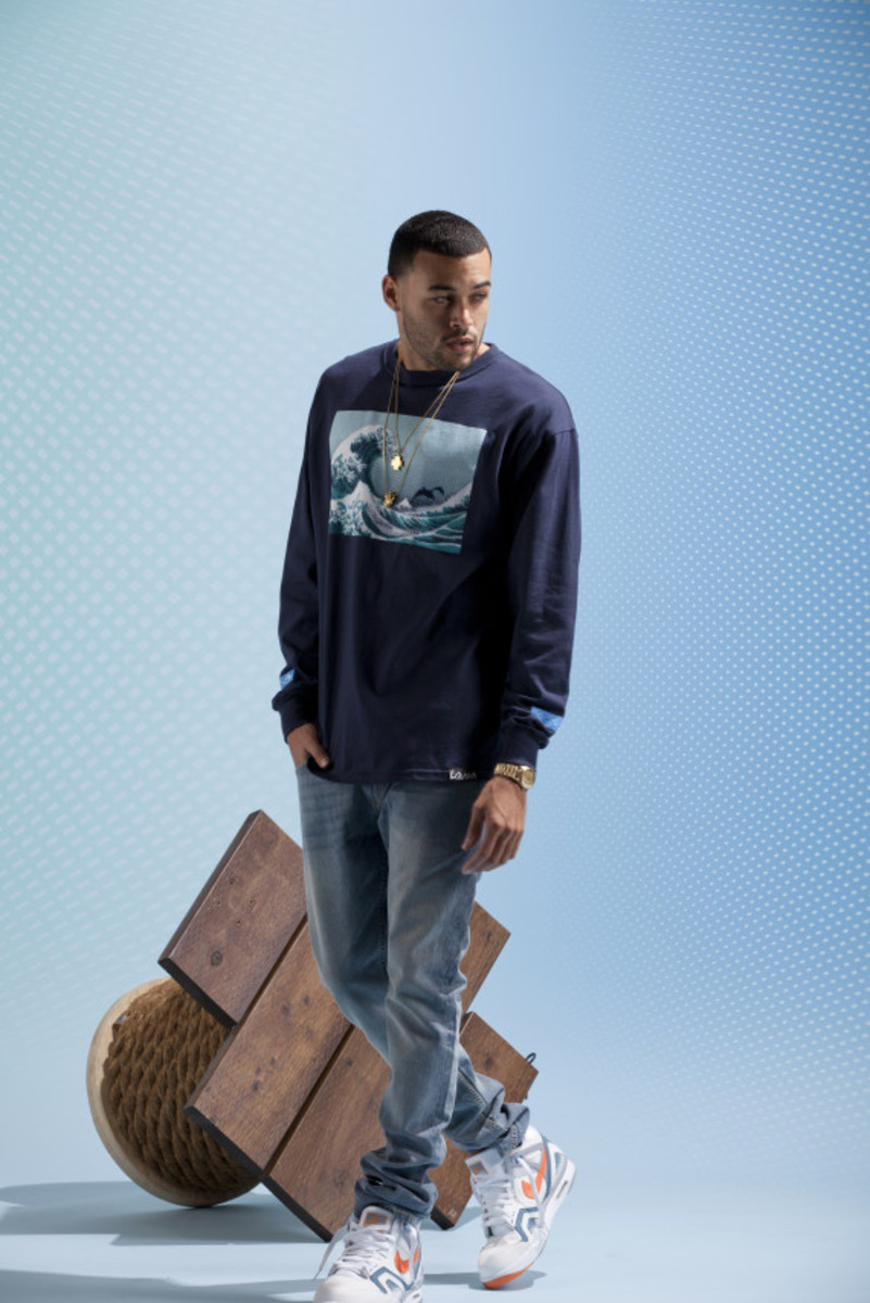 Pink + Dolphin – Summer 2014 Collection Lookbook - 13