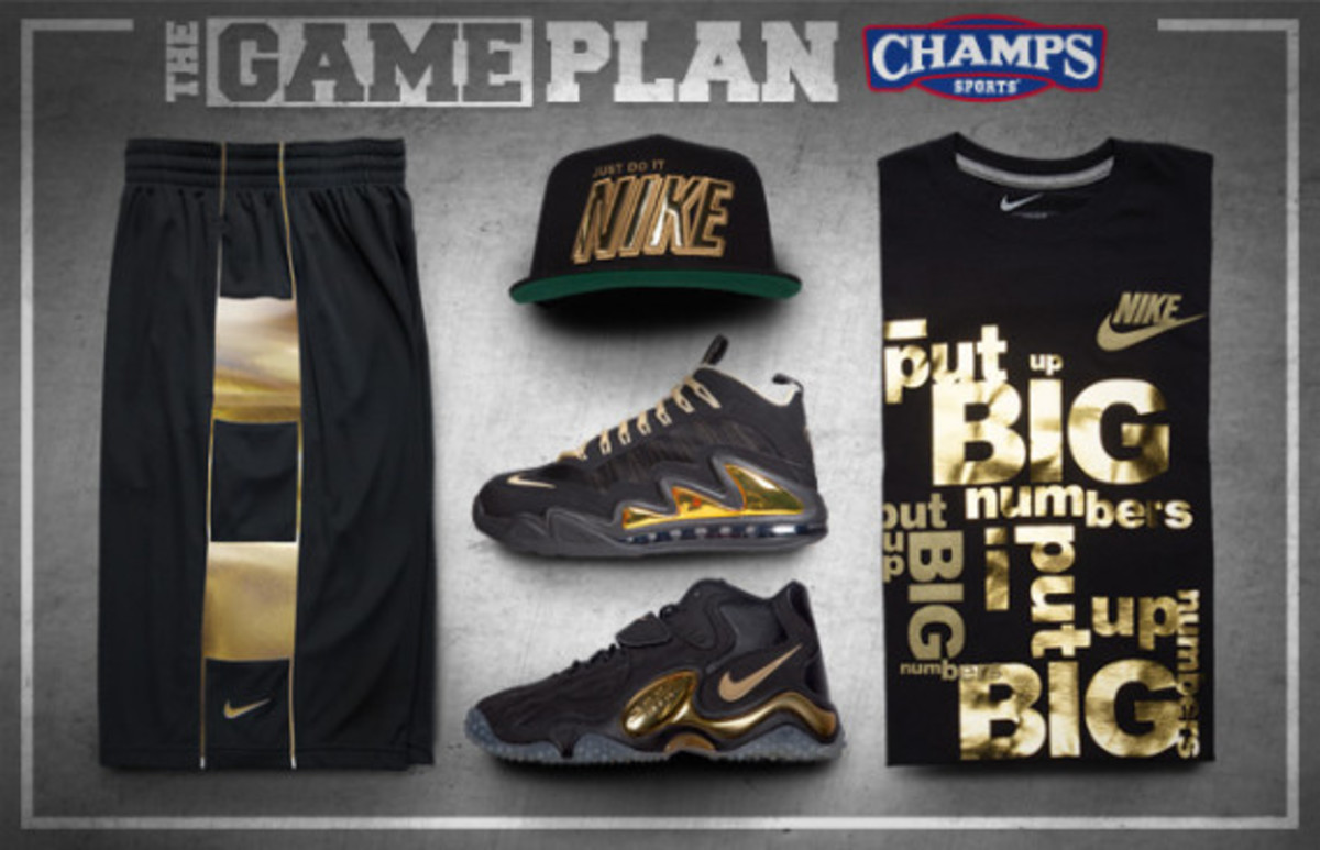 The Game Plan by Champs Sports - Nike Sportswear Golden Glove Pack - 0